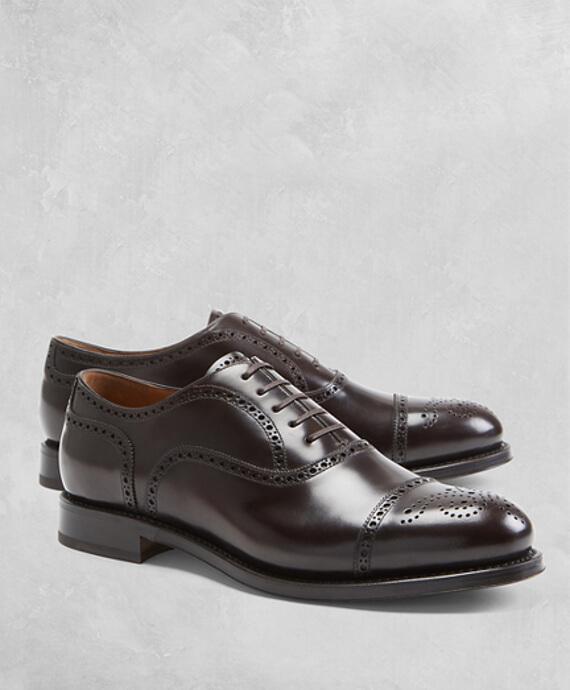hero - MH00538_DARK-BROWN - Δερμάτινα Παπούτσια Golden Fleece®